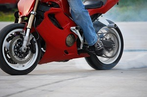 Motorcycle accident attorney in Monroe