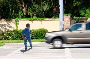 Pedestrian accident attorney in Monroe