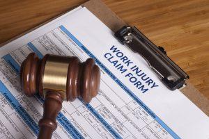 work injury lawsuit