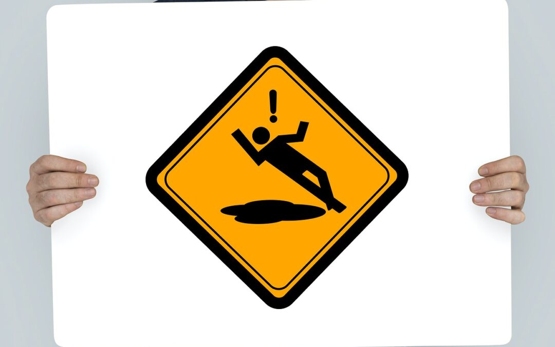 Beware: Higher Risk of Slip and Fall Accidents in Winter